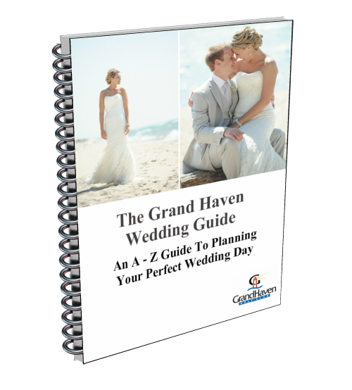 The perfect planning tool to organize your special day.